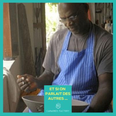 Cedars Pottery maintient le savoir-faire de la poterie à Antigua