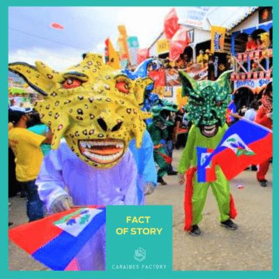 Les mas du carnaval dans la Caraïbe