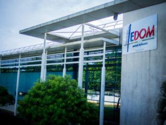 L'IEDOM Guadeloupe, banque centrale essentielle à la sécurité maximale