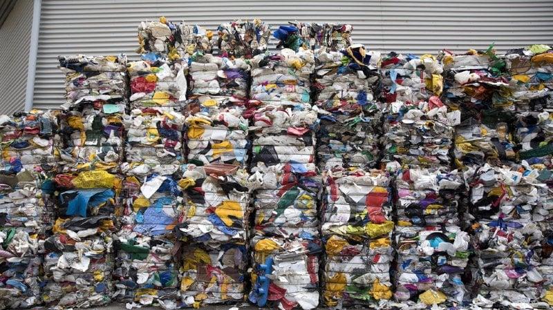 Du plastique recyclé en logement au Mexique