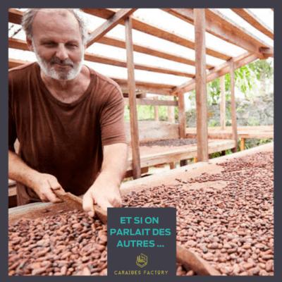 La magie des chocolats de Pointe Baptiste Estate à la Dominique