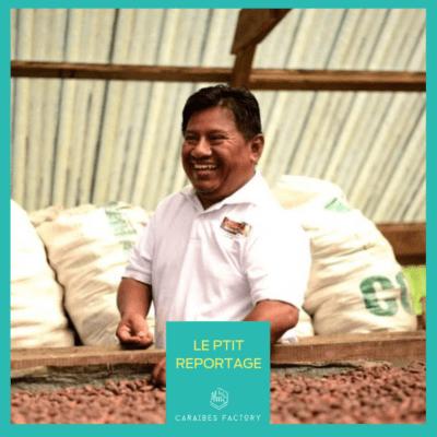 A la découverte du cacao de Belize
