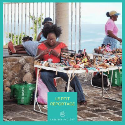 Les artisans d'Antigua & Barbuda