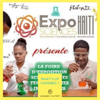 Première édition de la foire Expo-Sciences d'Haïti