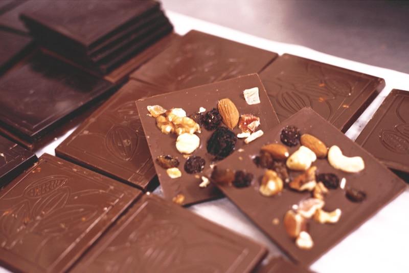 """Chocolaterie : """"Les Suprêmes"""", la touche suisse à Vieux-Habitants"""