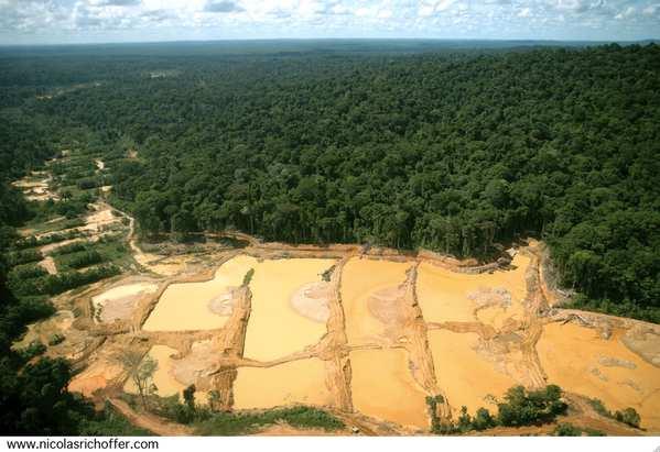L'or en Guyane, 164 ans d'exploitation aurifère