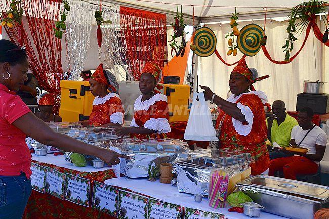 Jou a tradisyon : une grande manifestation agricole, artisanale, culinaire et florale